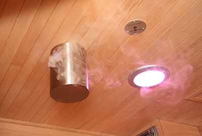 sauna zoutvernevelaar