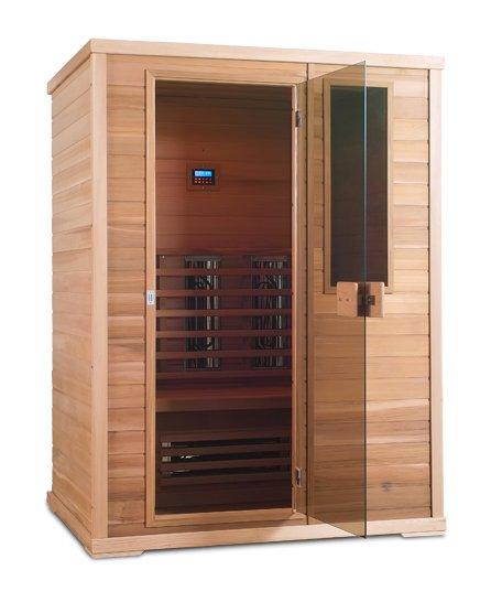 full spectrum 3 4 persoons infrarood-sauna